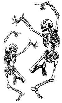 dancingskeletons