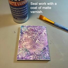 6 varnish