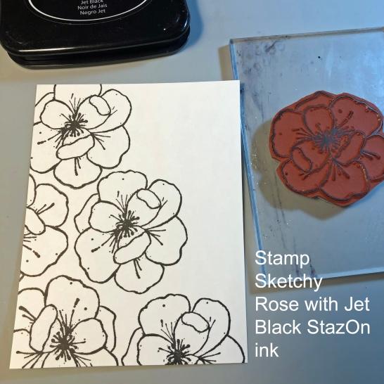 1 stamp