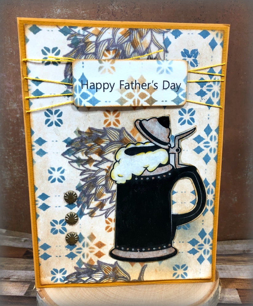 Fathers day digi card 1