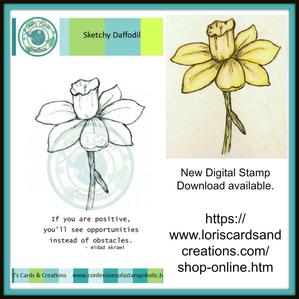 Sketchy Daffodil promo.jpg
