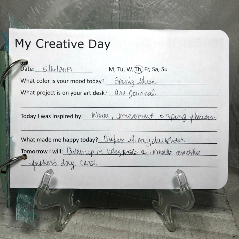 My creative day insert mn