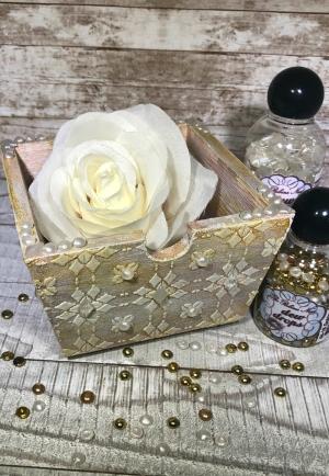 Decorative Wood box main virt