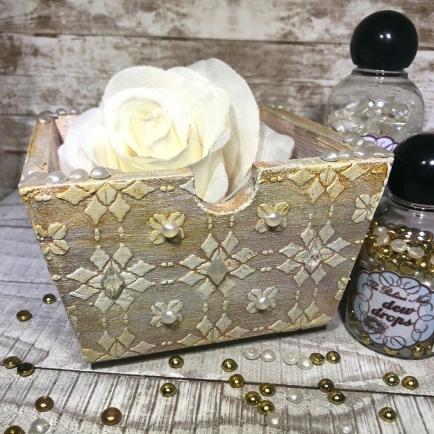 Decorative Wood box main