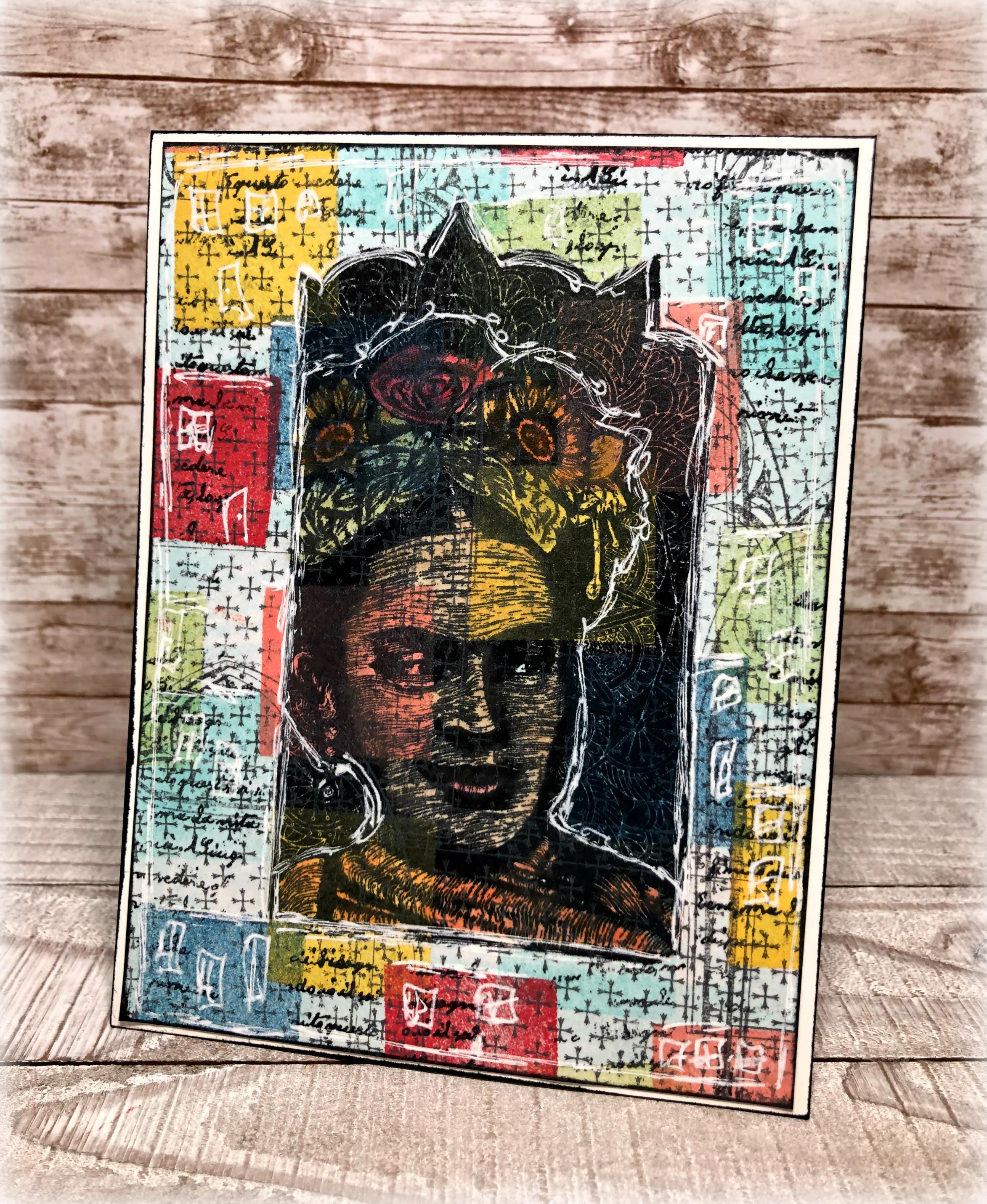 Frida card 1