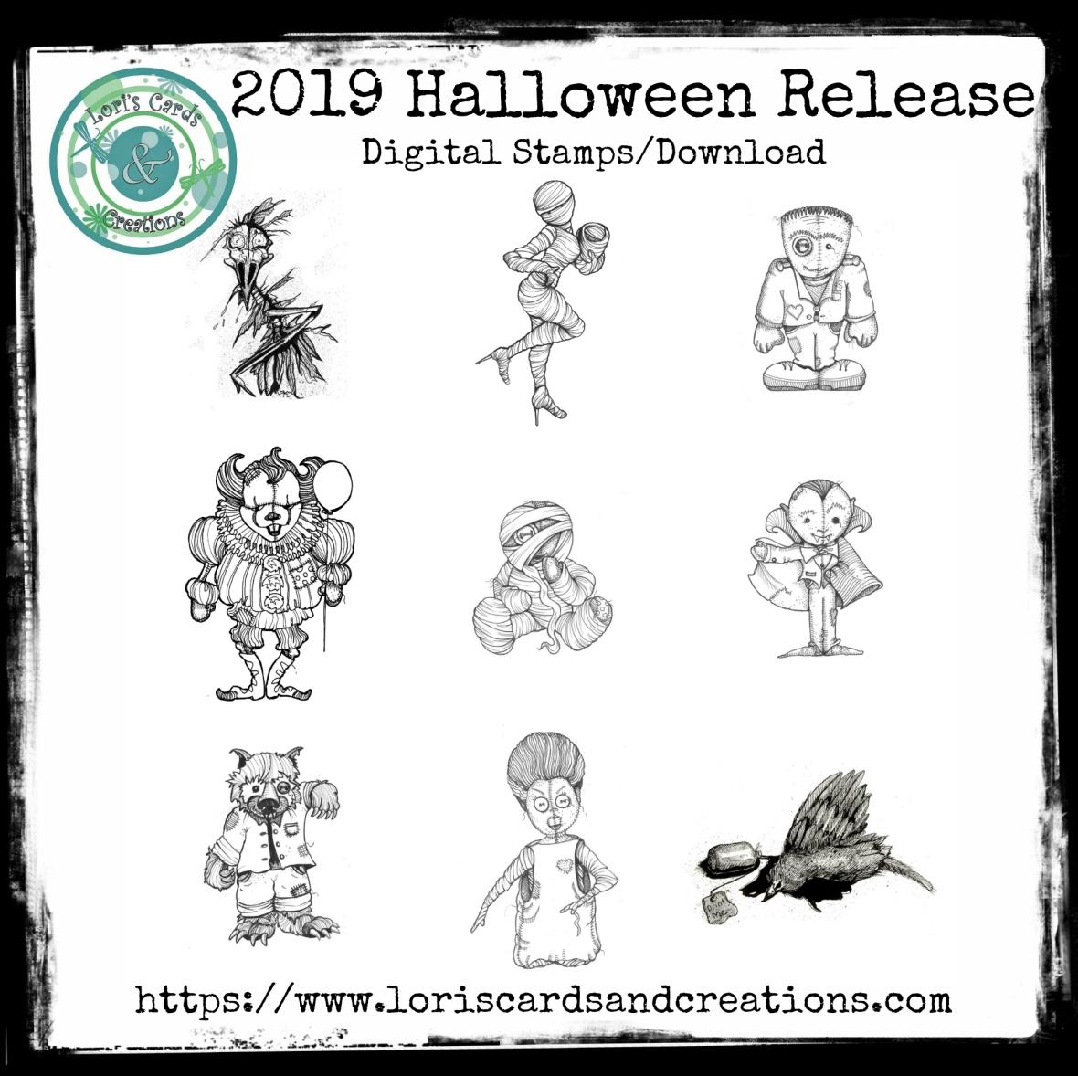 2019 Halloween Release
