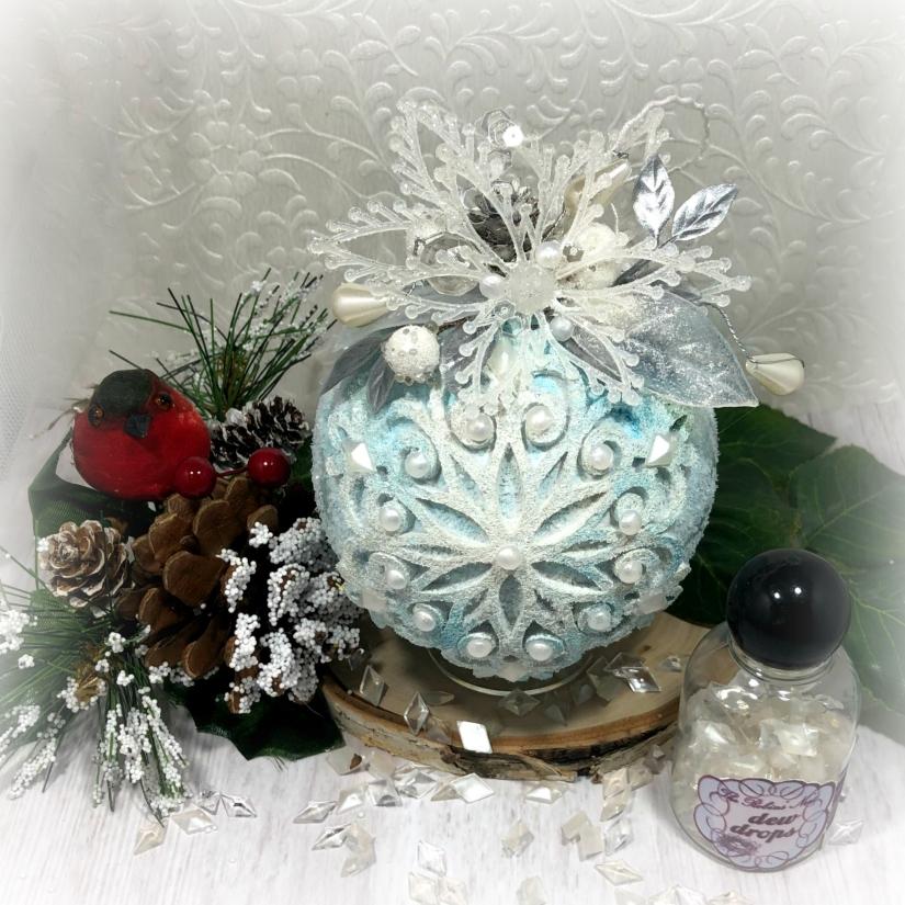 Snowflake Ornament main