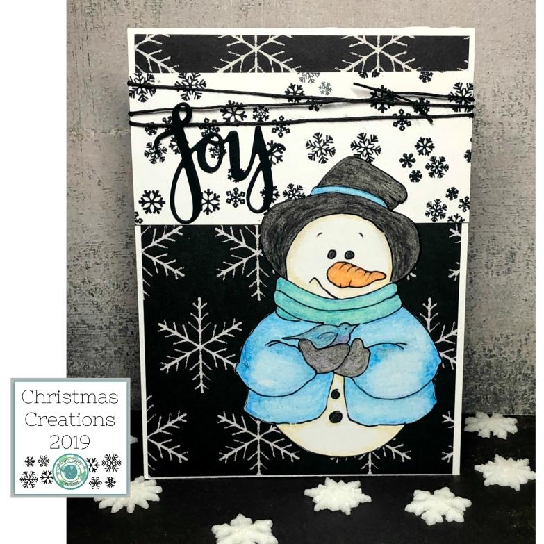 Snowman 3 joy wm