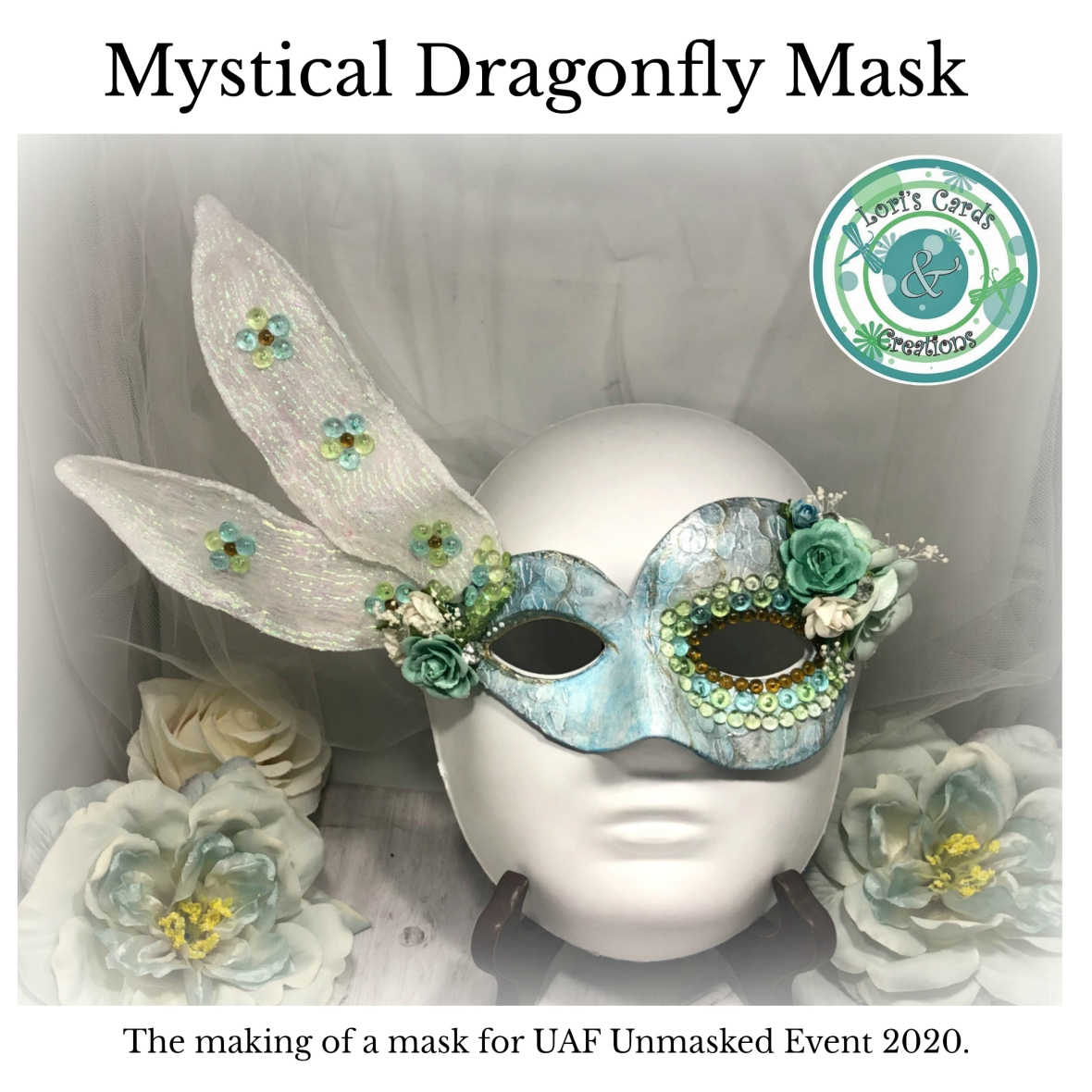 Mystical Dragon fly Mask.badge final wm