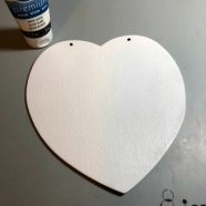 4 gesso canvas cover